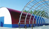 Быстровозводимые металлоконструкции в Жигулевске
