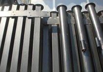 Металлические столбы в Жигулевске изготовление и монтаж г.Жигулевск